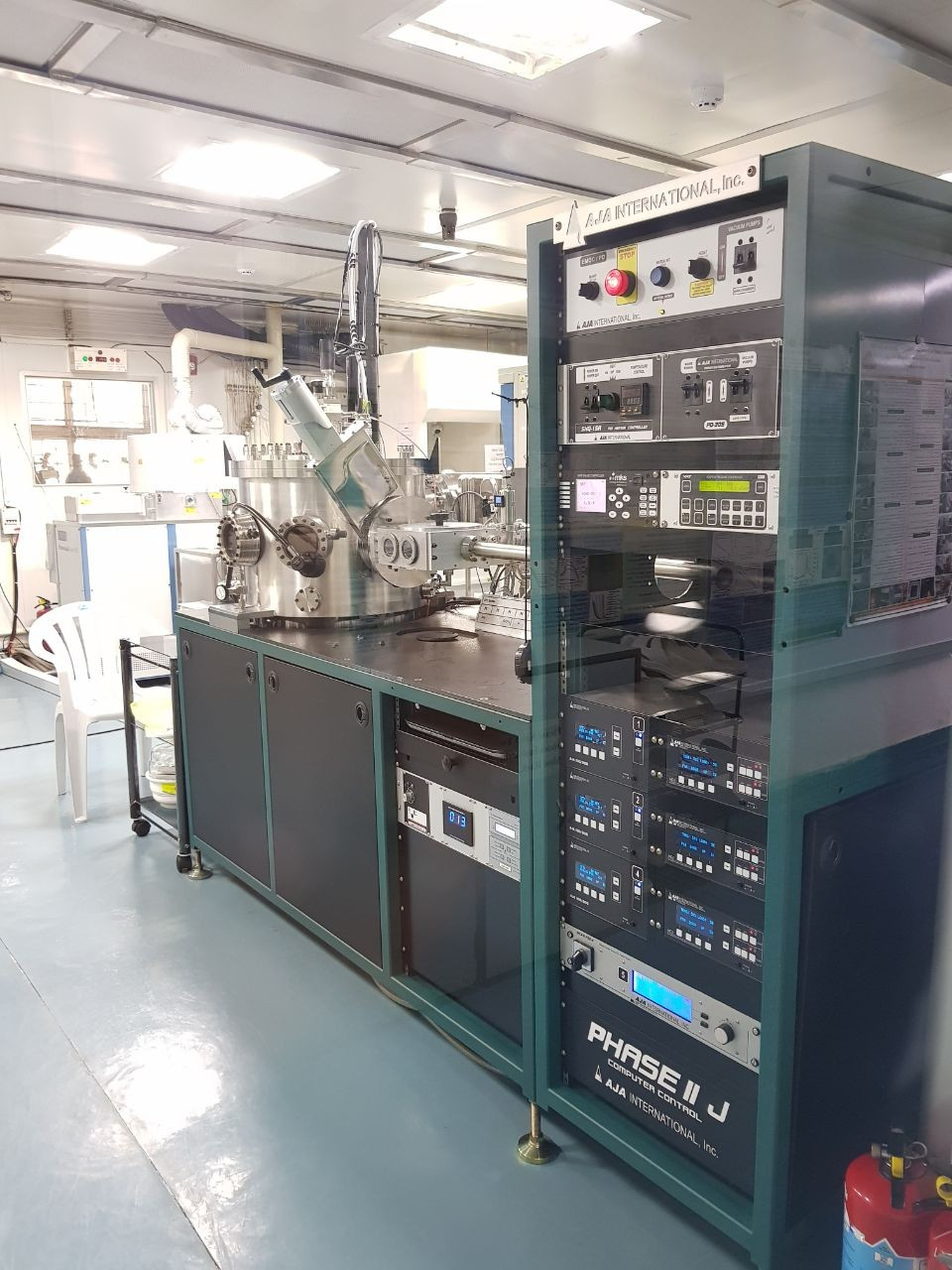 Iit Nano Fabrication Lab Visit